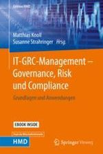 IT-GRC-Management – Governance, Risk und Compliance